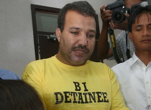 Arrestan en Filipinas a presunto terrorista jordano hinh anh 1