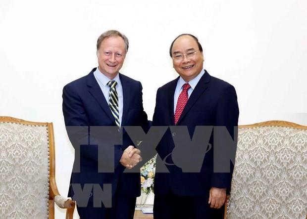 Exhorta premier de Vietnam ratificacion del TLC con la UE hinh anh 1