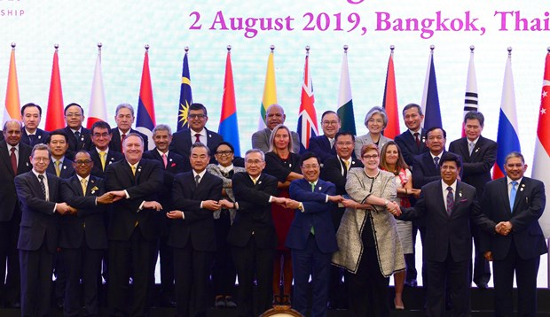 Llama Vietnam a construir nueva vision del Foro Regional de ASEAN hinh anh 1