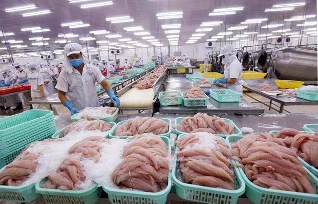 Estados Unidos, mayor importador de Vietnam hinh anh 1