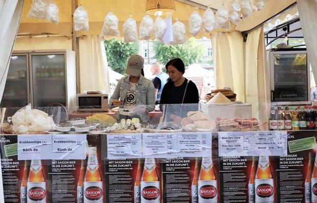Vietnam participa en Fiesta Internacional de Cerveza en Berlin hinh anh 1