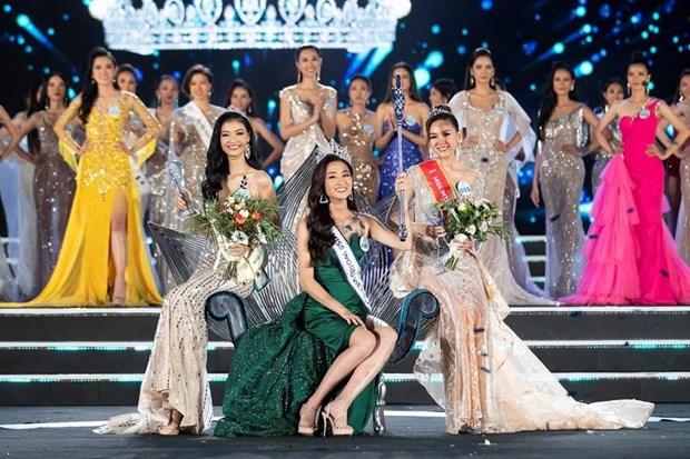 Luong Thuy Linh representara a Vietnam en Miss Mundo 2019 hinh anh 1