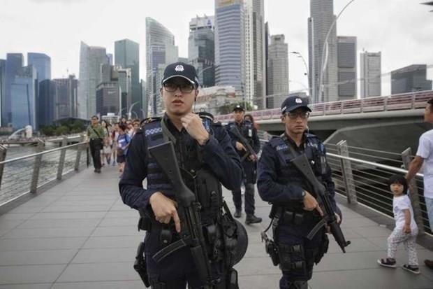 Refuerza Singapur seguridad ante las celebraciones por el Dia Nacional hinh anh 1