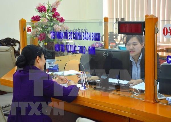 Ascienden a mas de 405 mil incorporaciones voluntarias al seguro social en Vietnam hinh anh 1