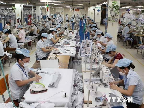 Recomiendan a empresas de confecciones textiles vietnamitas que aprovechen TLC con UE hinh anh 1