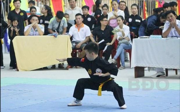Anuncian Festival Internacional de Artes Marciales en provincia vietnamita de Binh Dinh hinh anh 1