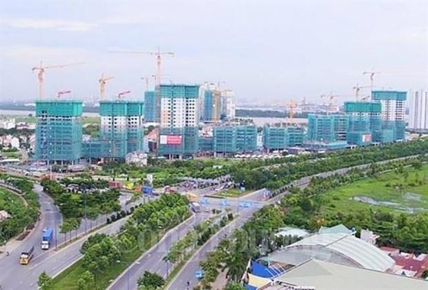 Mercado inmobiliario de Ciudad Ho Chi Minh mejorara a fines de 2019 hinh anh 1