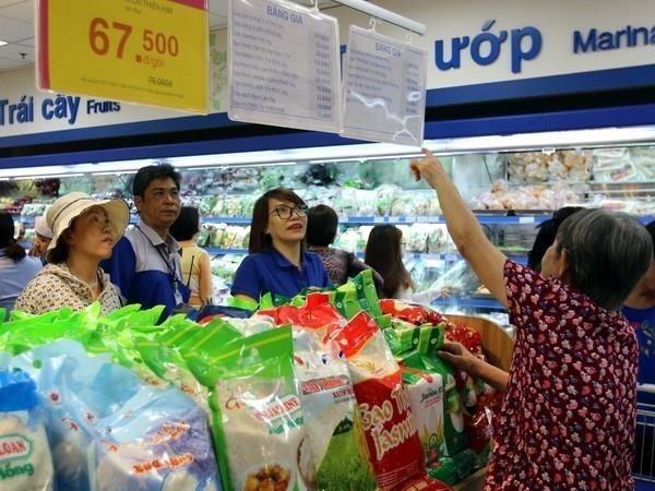Adquirio Saigon Co.op cadena minorista en Vietnam del grupo frances Auchan hinh anh 1