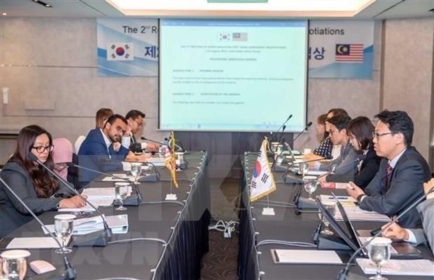Dialogan Corea del Sur y Malasia para la firma de Tratado de Libre Comercio hinh anh 1