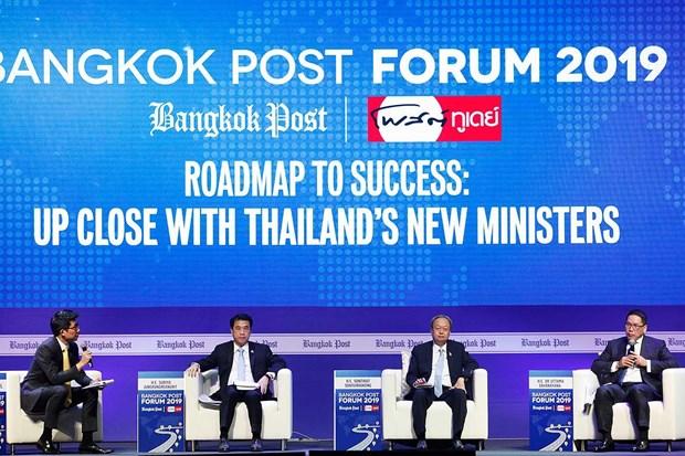 Priorizara Tailandia reformas tributarias y financiamiento de construccion infraestructural hinh anh 1
