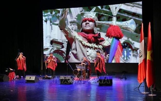 Conmemoran en Vietnam Dia de la Independencia de Peru hinh anh 1