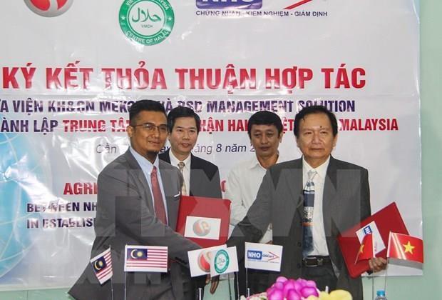 Estableceran Centro de Halal en ciudad vietnamita de Can Tho hinh anh 1