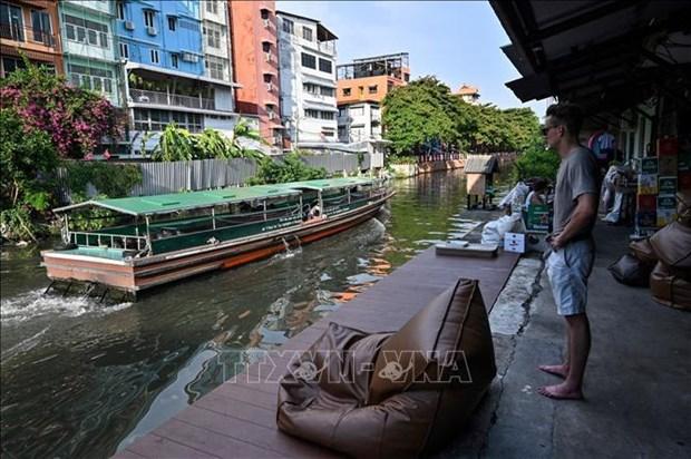 Desarrollaran en Tailandia transporte fluvial para aliviar congestion vehicular hinh anh 1