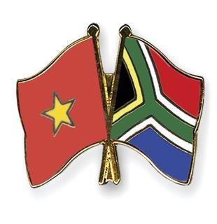Amplian Vietnam y Sudafrica cooperacion en comercio e inversion hinh anh 1