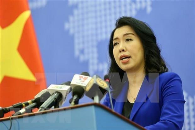 Vietnam se opone a los ejercicios militares de China en archipielago de Hoang Sa hinh anh 1