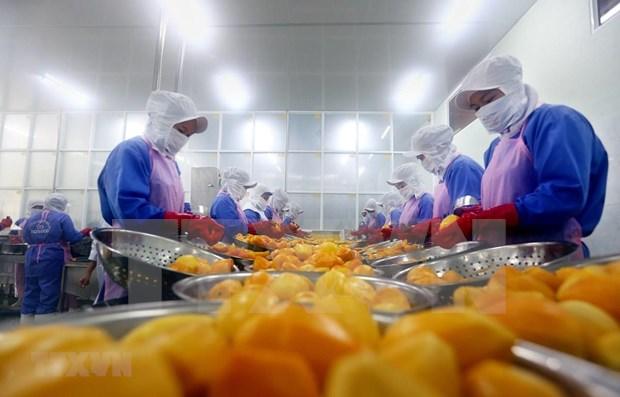 Incremento de tensiones comerciales EE.UU.- China afecta exportaciones de Vietnam hinh anh 1