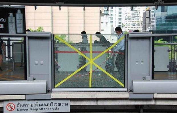 Hallan una bomba sin detonar en Bangkok hinh anh 1