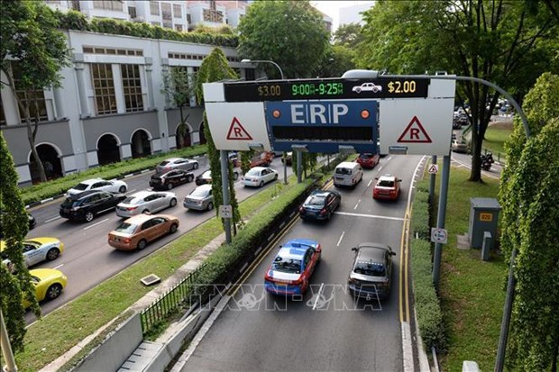 Implementara Singapur nuevas regulaciones para servicios de transporte de pasajeros hinh anh 1