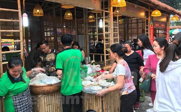 Celebraran Semana de productos vietnamitas en Tailandia hinh anh 1