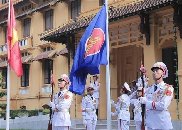Reitera Vietnam compromiso con la seguridad y cooperacion de la ASEAN hinh anh 1