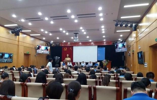 Celebran en Vietnam seminario juvenil sobre la ASEAN hinh anh 1