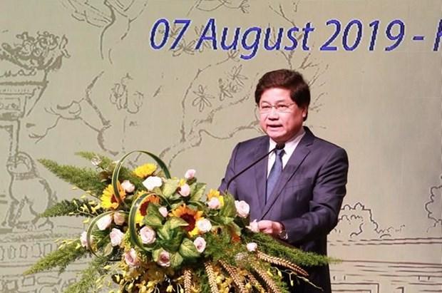 Fortalece la ASEAN cooperacion con socios en seguridad alimentaria hinh anh 1