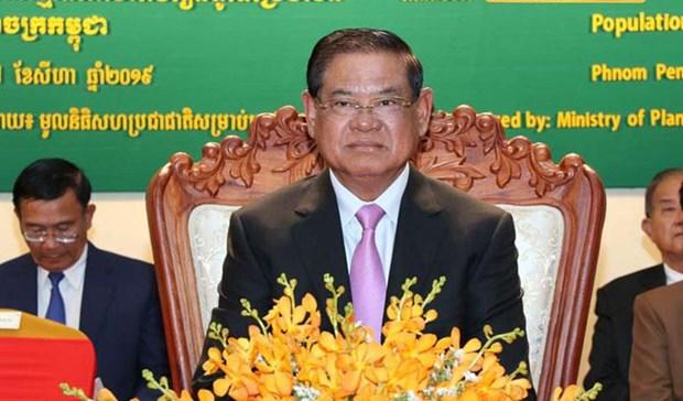 Indica censo en Camboya que se ralentiza crecimiento poblacional del pais hinh anh 1