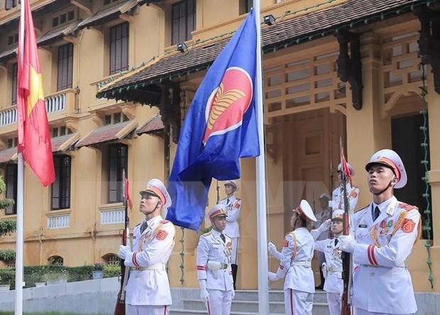 ASEAN mira hacia la resiliencia, creatividad y desarrollo sostenible hinh anh 1