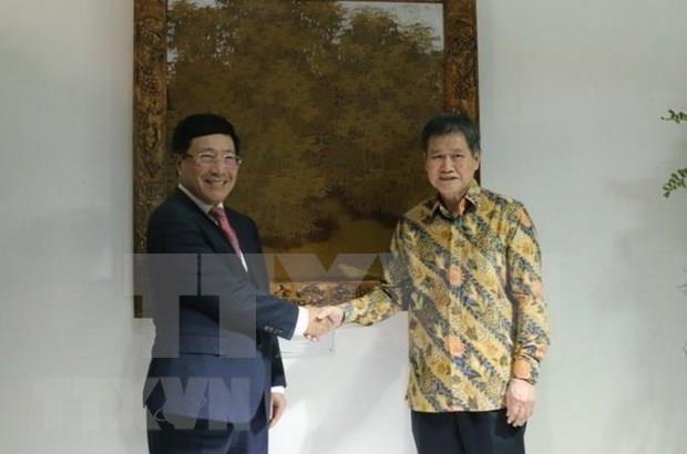 Secretario general de ASEAN confia en desempeno de Vietnam como presidente del bloque en 2020 hinh anh 1