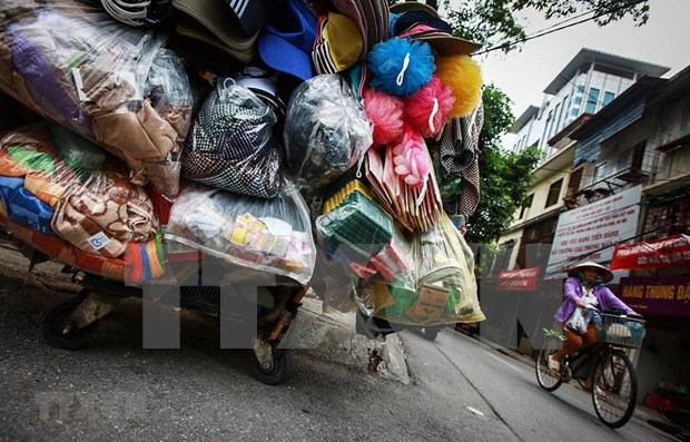 Intensifica Vietnam combate contra polucion maritima por desechos plasticos hinh anh 1