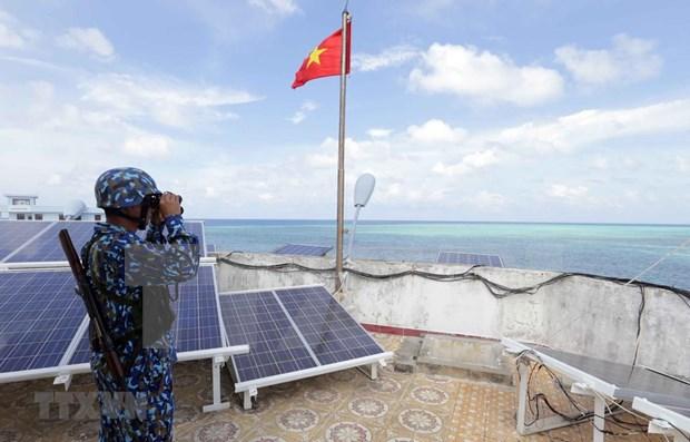 Insiste Vietnam en solucionar disputas en Mar del Este por via pacifica hinh anh 1