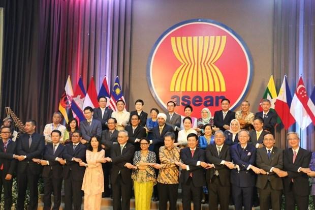 ASEAN: Vista retrospectiva y vision hacia el futuro hinh anh 1