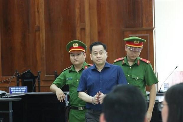 Procesaran en Vietnam a ex periodista involucrado en caso de corrupcion hinh anh 1