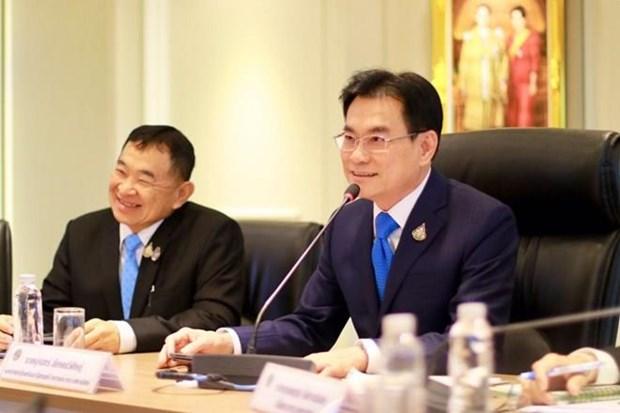 Impulsara Tailandia tratados de libre comercio bilaterales y regionales hinh anh 1