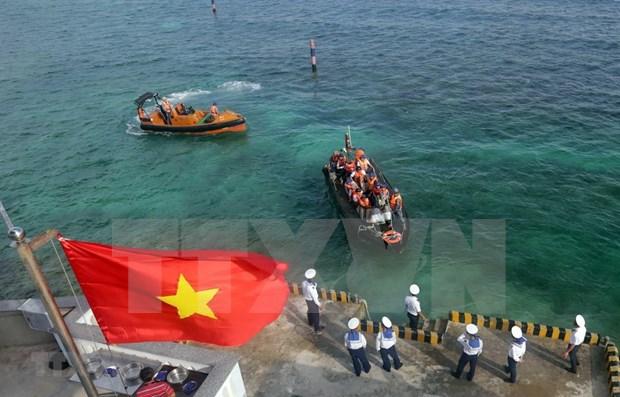 Cumplimiento de UNCLOS evidencia buena voluntad y expectativas de Vietnam en el orden juridico hinh anh 1