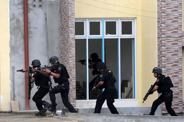 Ordena presidente filipino fortalecer a la Policia hinh anh 1