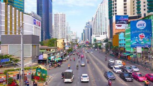 Tailandia por reducir indice de accidentes de transito hinh anh 1