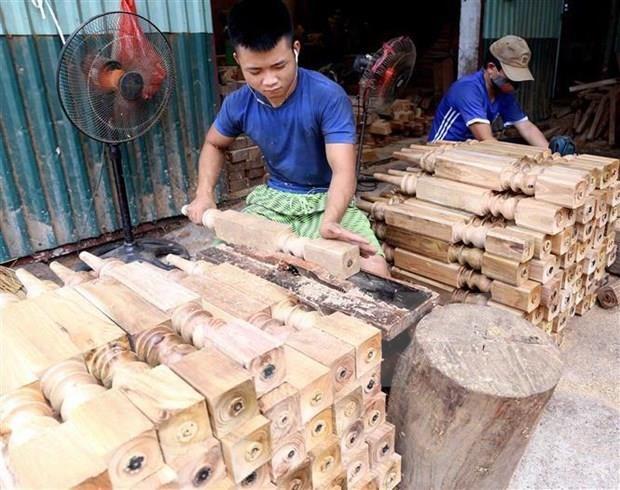 Cumplen mas de cuatro mil comunas vietnamitas criterios de nueva ruralidad hinh anh 1