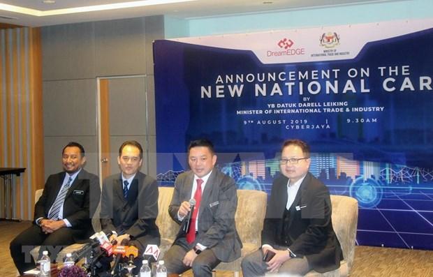 Malasia por impulsar industria automotriz con tercer proyecto nacional en esfera hinh anh 1