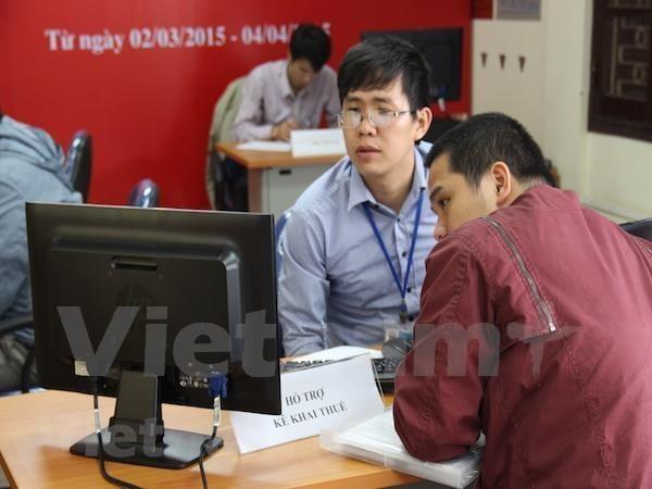 Se registra tendencia alcista de uso de facturas electronicas en Ciudad Ho Chi Minh hinh anh 1