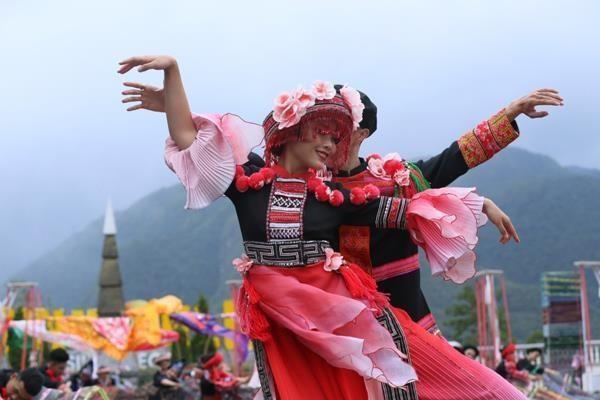 Celebran Festival de Gastronomia y Espacio Cultural de la Region Noroeste de Vietnam hinh anh 1