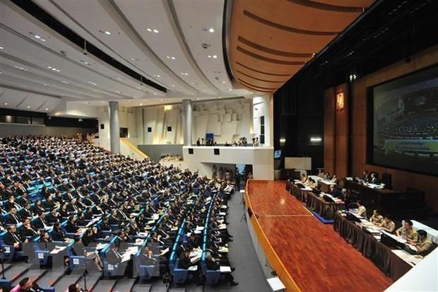 Tailandia: Micro partidos se retiran de coalicion gobernante hinh anh 1