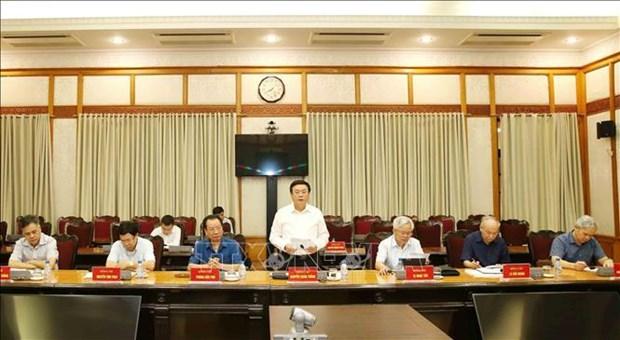 Aportan opiniones para objetivos de desarrollo de Vietnam hinh anh 1