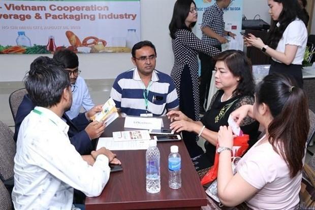 Atrae sector de alimentos y bebidas de Vietnam a inversionistas extranjeros hinh anh 1