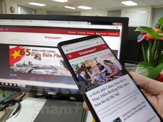 Ingresa Vietnam 27 mil millones de dolares por exportaciones de telefonos y componentes hinh anh 1