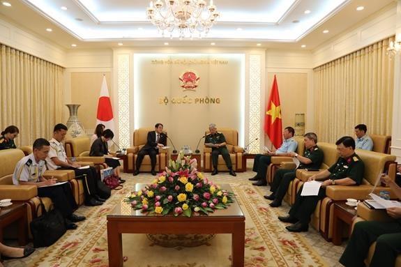 Cooperan Vietnam y Japon en alivio de secuelas de guerra hinh anh 1