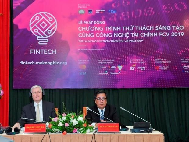 Lanzan en Vietnam concurso de innovacion tecnologica financiera hinh anh 1