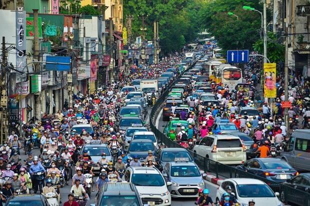 Vietnam, cuarto mayor mercado mundial de motocicletas hinh anh 1