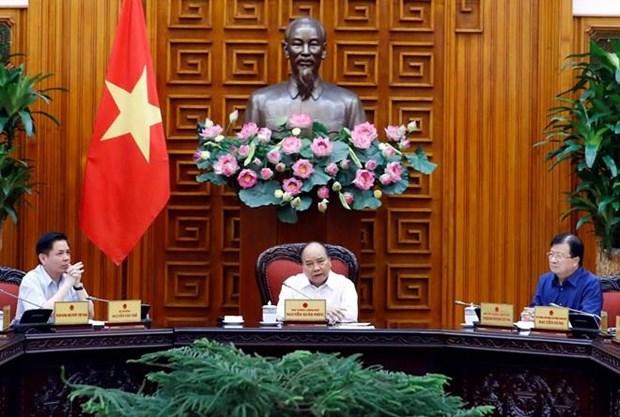 Premier vietnamita insta a priorizar desembolso de proyectos claves hinh anh 1