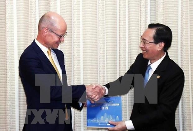 Impulsan Vietnam y Finlandia cooperacion en educacion hinh anh 1